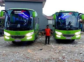 Sewa Bus Medium Jakarta Medan