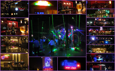 Yangon City Nightlife is diverse at Ahlon Road