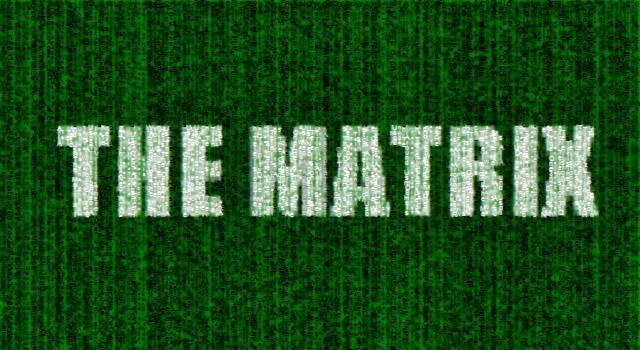 Gambar Binary Matrix Cewek Terbaru, ini 5 Conto Foto Dengan Model Wajah Cewek