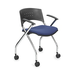 User Friendly Nesting Chairs For Training