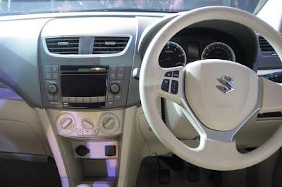 Maruti-Suzuki-Ertiga-stearing wheel