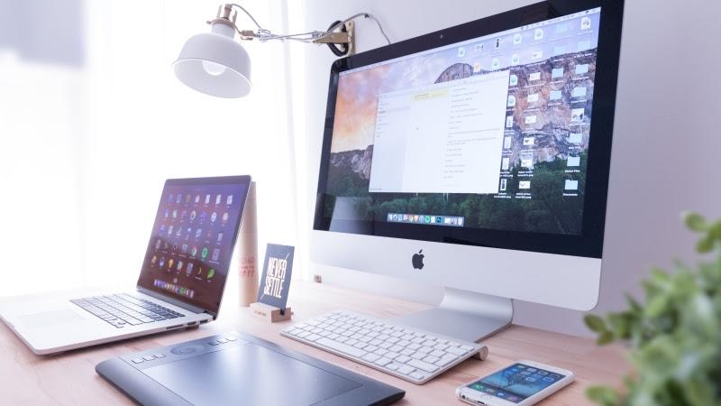 Web Designer's Office