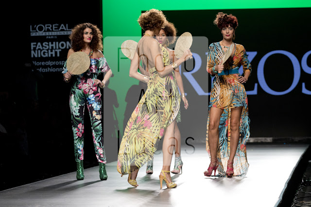 Hair Fashion Night L'Oreal 2017