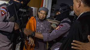 Aman Abdurahman Yakin Pelaku Bom Surabaya Orang Stres