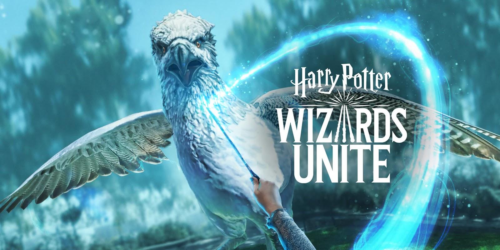 Chamando todos os bruxos! Um primeiro olhar sobre Harry Potter: Wizards Unite