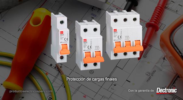 Venta Materiales Eléctricos Industriales Perú