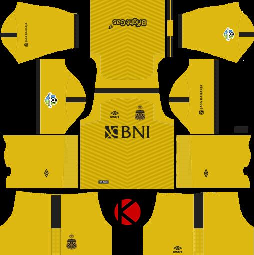Bhayangkara FC 2018 Kit - Dream League Soccer Kits