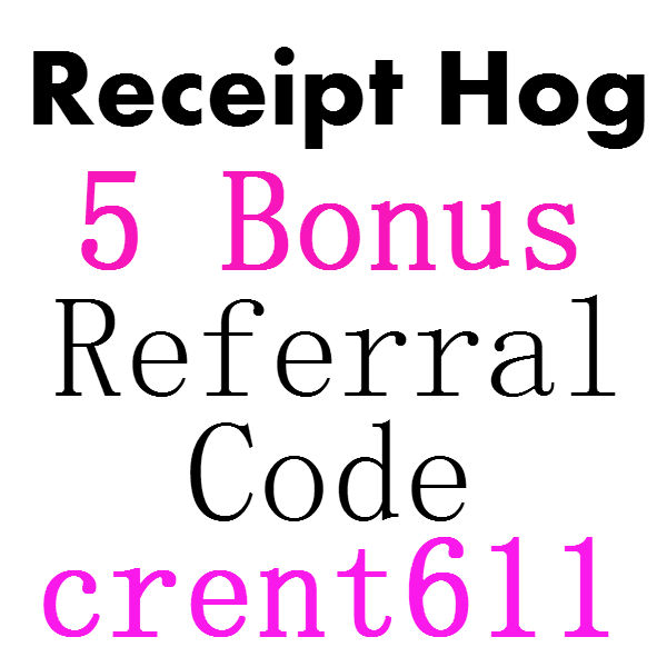 Receipt Hog Referral Code 2021 5 Spin Bonus, Receipt Hog App Promo Code 2021