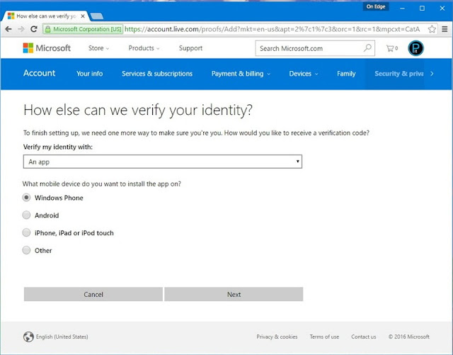 How to Setup two-step verification on your Outlook and Microsoft Accounts