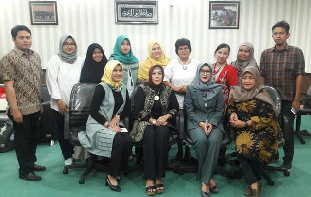 Mahasiswa S2 Gender dan Pembangunan Unhas Studi Lapang di DPRD Sulsel