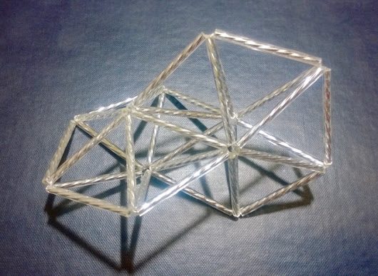 Goldberg's tristable polyhedron