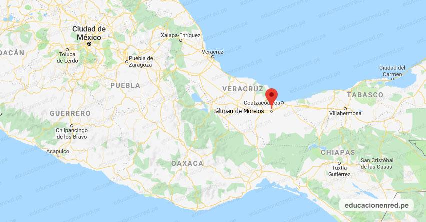 Temblor en México de Magnitud 4.1 (Hoy Sábado 18 Mayo 2019) Sismo - Epicentro - Jáltipan de Morelos - Veracruz - SSN - www.ssn.unam.mx