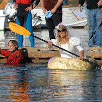 Damariscotta Maine Pumpkin Regatta - Halloween New England