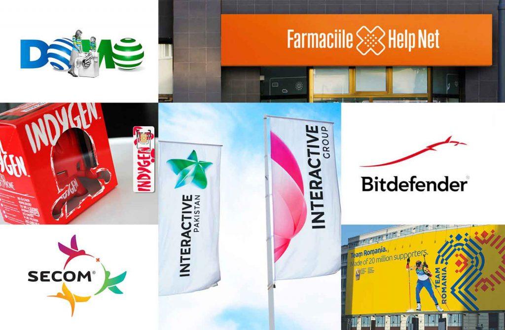 Brandient - Perusahaan Logo Terbaik Dunia
