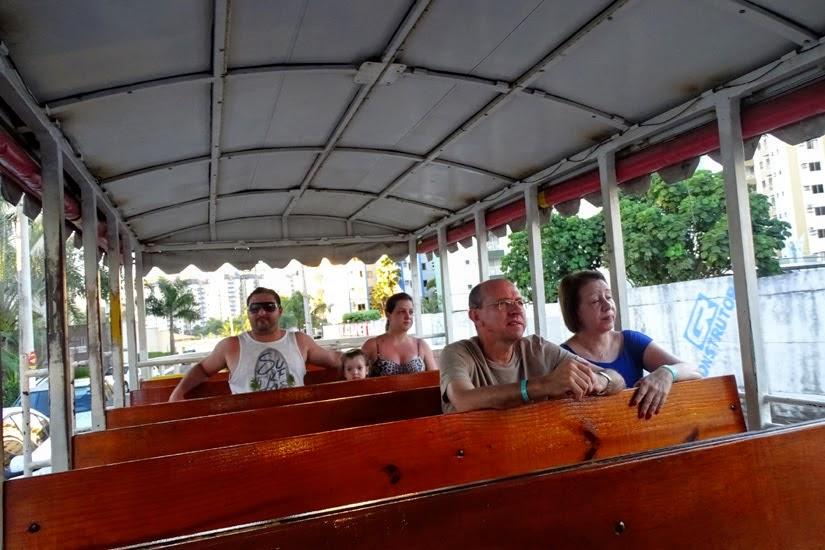 Trenzinho Turístico - Caldas Novas - GO