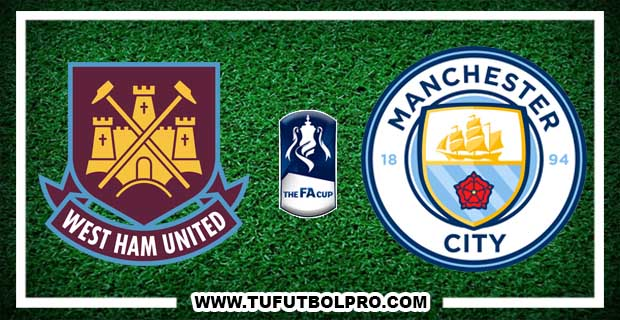 Ver West Ham vs Manchester City EN VIVO Por Internet Hoy 6 de Enero 2017