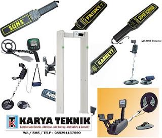 Jual Pro-Scan Metal Detector Terlengkap