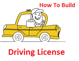 How-To-Build-Driving-License-Complete-Information