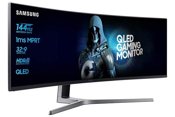 Samsung LC49HG90DMUXEN: análisis