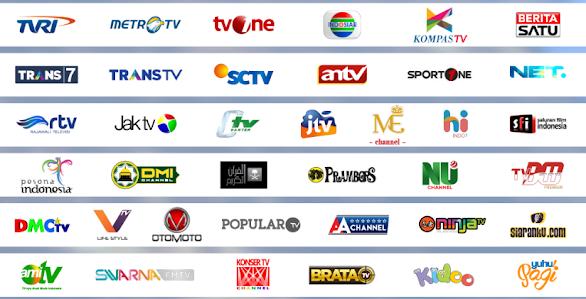 Ninmedia TV Channel Nasional Gratis Seumur Hidup