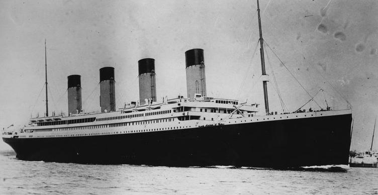 7 curiosidades sobre o Titanic que não sabias