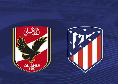 All details and news about Al Ahly and Atletico Madrid match. Day 30/12/2017 B Borg El Arab Stadium