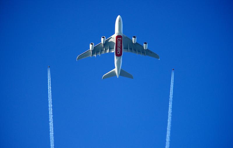 Emirates, Emirates Londyn Stansted, Linie lotnicze, Londyn Stansted połączenie