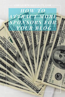 How To Attract More Sponsors For Your Blog, The Low Country Socialite, Plus Size Blogger, Savannah Georgia, Hinesville Georgia, Kirsten Jackson