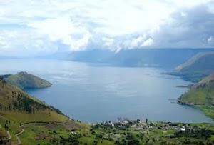 Danau Terbesar Di Indonesia