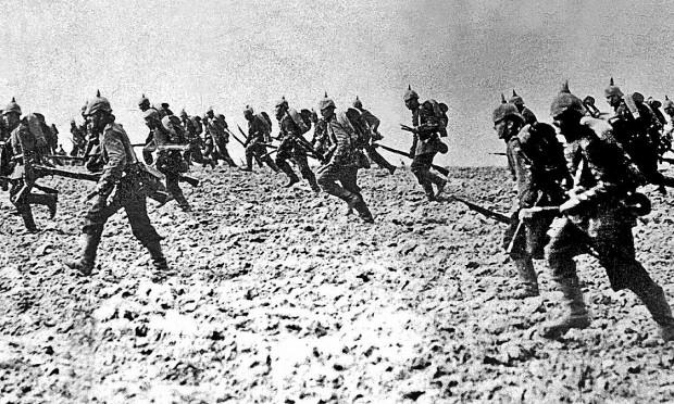 Prima guerra mondiale tesina