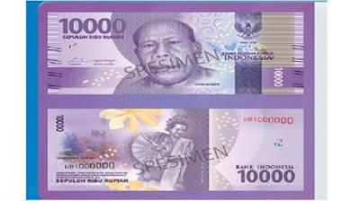 Uang Baru 10.000