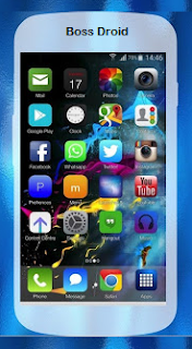 Ilauncher 7 i5 prime HD 1.0 apk (Launcher IOS)