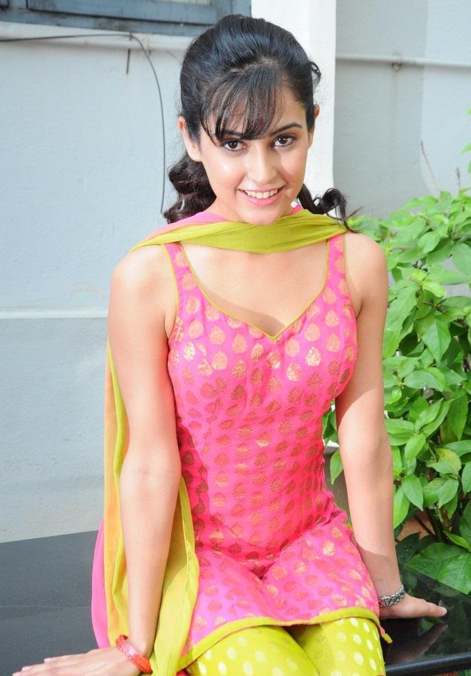 cute and rosy Disha pandey telugu actress new photo stills