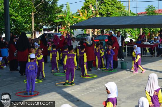 Sukaneka tadika Islam Parit Buntar