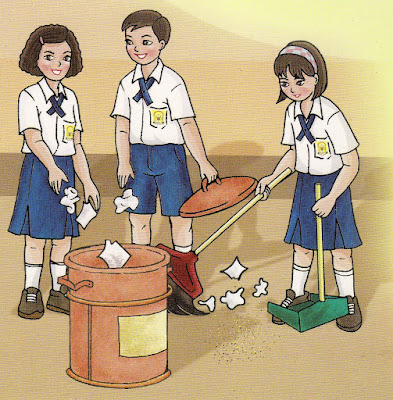 Manfaat Menjaga Kesehatan Lingkungan Sekolah