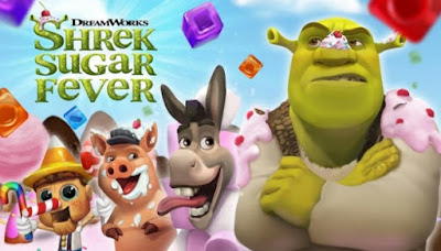 Shrek Sugar Fever Apk + Mod (Coins/Lives) for android