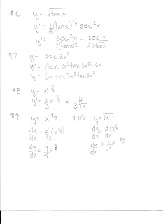 Apache Math: AP CALCULUS Practice Test answer key