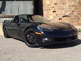 2008 Chevy Corvette at Purifoy Chevrolet Denver