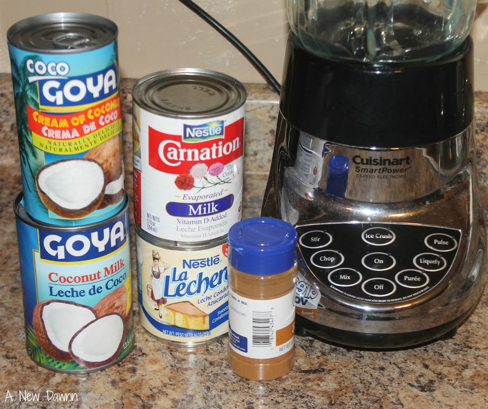 Coquito Recipe - How to make this Puerto Rican Coconut Eggnog