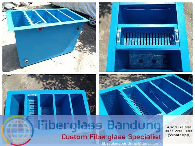 Bak Filter Air Fiberglass