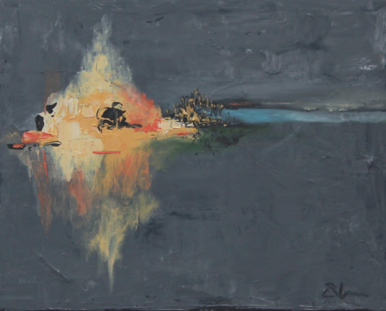 Celeste Plowden Fine Art Landscape Paintings Painted With A