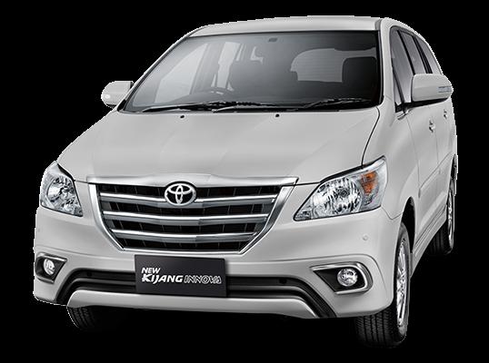 Toyota Grand New Kijang Innova Silver Metallic