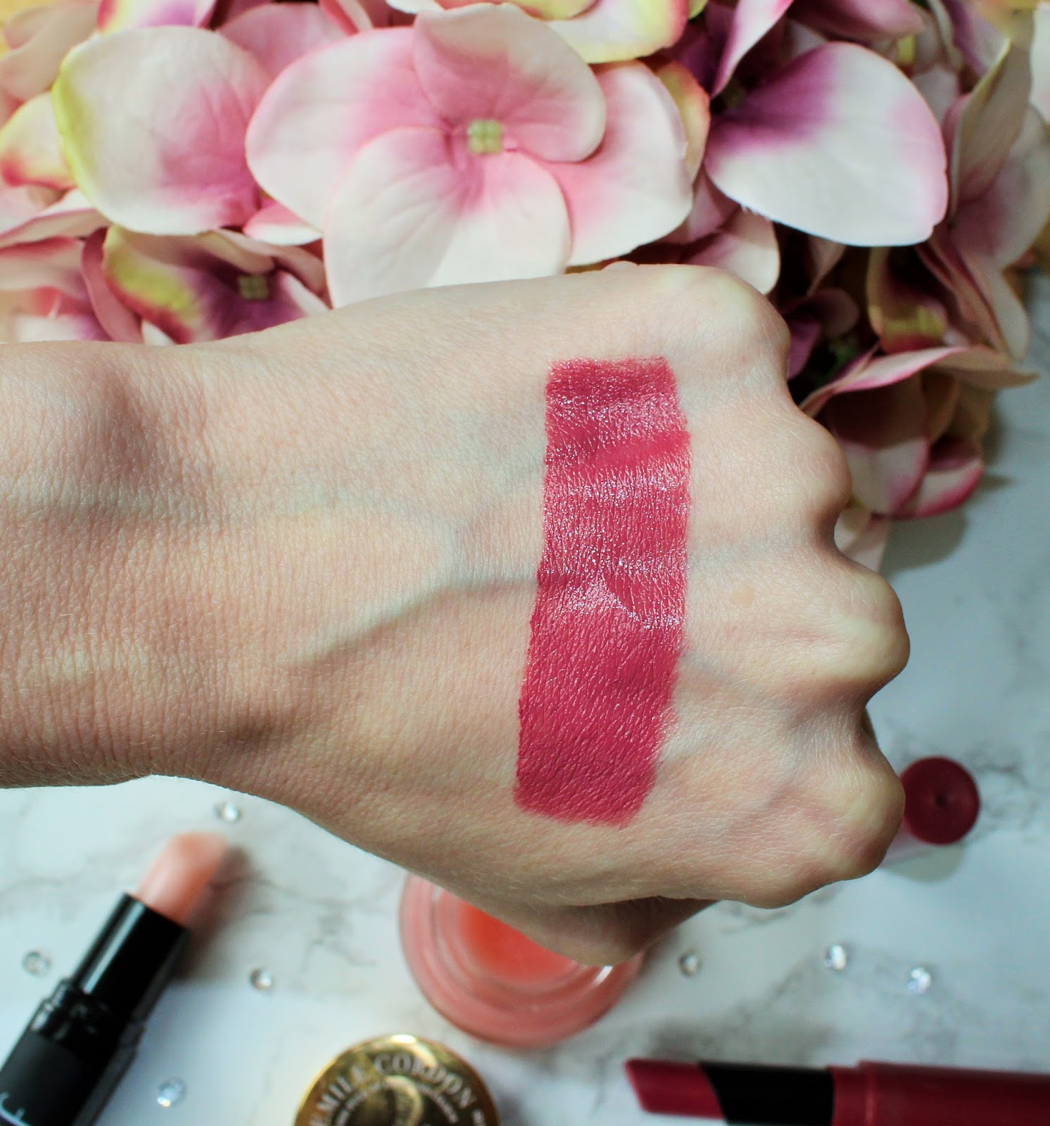 My Favourite Lip Care Products - 8 - Collection Lip Colours SPF 15 in Berry Blush