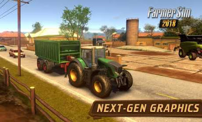 download farmer sim apk mod