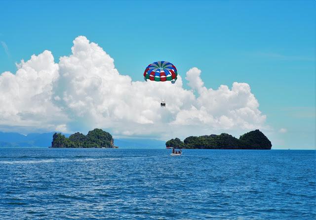 Urlaub auf Langkawi