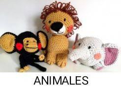 PATRONES ANIMALES AMIGURUMI