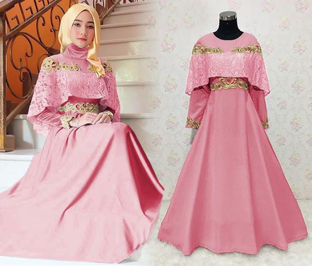 Dalam memilih gaun muslimah tentu Anda harus tetap syar i namun penampilan  Anda juga harus menarik. Oleh karena itu Anda bisa mencari gaun muslim ini  pada ... e6cf706db2