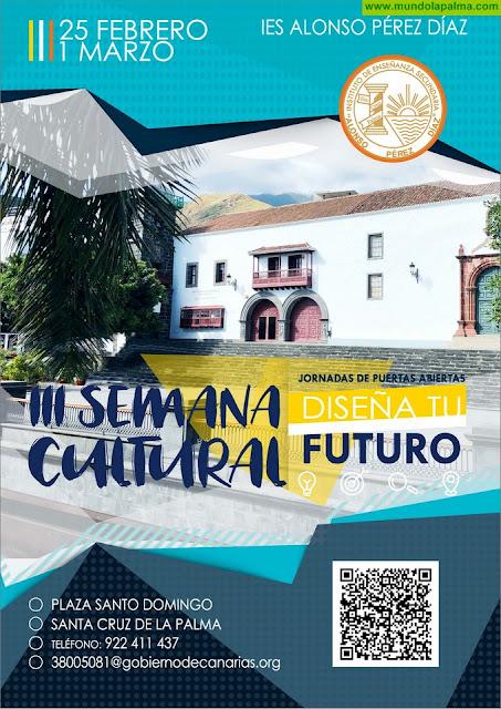III Semana Cultural IES Alonso Pérez Díaz
