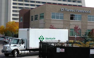 Stericyle leaving Planned Parenthood