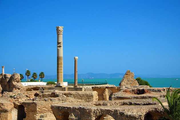 Carthage in Tunisia
